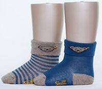 STEIFF® Socken Söckchen Blau Bär 62-68 74-80 86-92 98-104 110-116 2015 NEU!