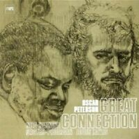 "OSCAR PETERSON ""GREAT CONNECTION"" CD NEUWARE"