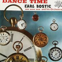 Earl Bostic And His Orchestra-Dance Time Vinyl LP.1963 Ember NR 5006.