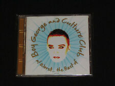 Boy George & Culture Club At Worst....The Best Of 1993 EMI/Japan VJCP-28194 HTF