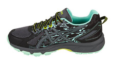 ASICS T7G6N.9097 GEL-VENTURE 6 Wmn's (M) Black/Neon Lime Synthetic Running Shoes