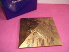 MÉDAILLE de Table Bronze CALENDRIER 1994 LES OISEAUX - BUQUOY  Monnaie De Paris