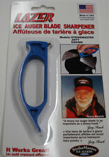Lazer Strikemaster Ice Auger Blade Sharpener, Made in USA, A Must! Go Fish #CS-1