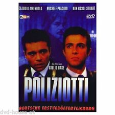DVD * POLIZIOTTI * NEU & OVP * Das Ehrenwort eines Mafiosi * Claudio Amendola *