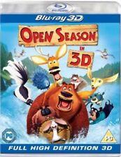 Open Season (3D Blu-ray, 2010)