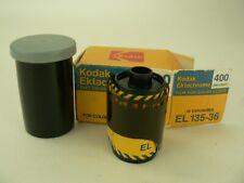 KODAK EKTAchrome Fast Color Slide Film 400 Daylight EL 135-36 Expired Jan 1981
