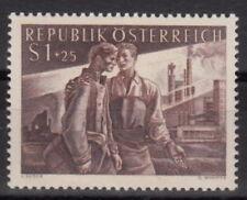 Austria: ** Mer 1019. - 1.25s marchio post guardare fresco TOP-MW 3,- (1o-280#1)