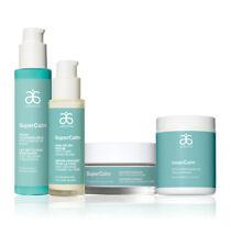 Arbonne Super Clam + Inner Clam Set 4 Pieces New Skin Care RRP £133