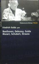 CD FRIEDRICH Gulda - juega Beethoven, Debussy, Gulda, Mozart, Schubert, Strauss