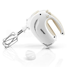 Zelmer 481.4 Compact Hand Mixer, 400 W - Ivory (ZHM1204I)