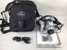 Minolta Dimage Z1 Digital Camera fully functional 10X Optical Zoom #861
