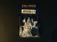 LoTR METAL Mahud King Mounted Foot Rey Mahud Montado y a Pie Harad ESDLA