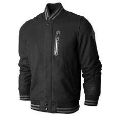 Abrigos y chaquetas de hombre negro Nike de poliéster