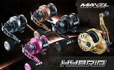 Maxel Hybrid Jigging Reel HY20C, many Colors, Brand New, Superb Quality