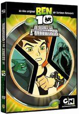 BEN 10 LE SECRET DE L'OMNITRIX - DVD NEUF