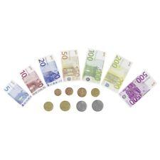 Spielgeld Euro 116 Teile Geld Münzen und Scheine für Kaufladen goki 51853