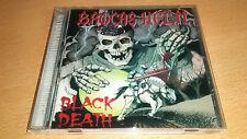 Brocas Helm - Black Death CD + 5 Bonus Tracks + Video US Epic Metal Manilla Road