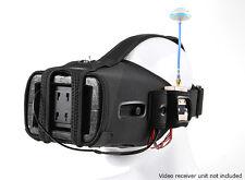 "QUANUM FPV GOGGLES 5"" 5 INCH LCD MONITOR V2 GOGGLE DJI FATSHARK IMMERSIONRC"