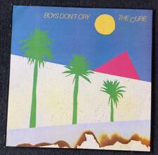 The Cure:  Boys Don't Cry - Vinyl