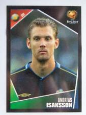 Panini Euro 2004 - Andreas Isaksson (Sweden) #180