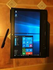 Lenovo ThinkPad Laptop X220 Touch Tablet i5 8gb 128GB SSD Windows 10 IPS Charger