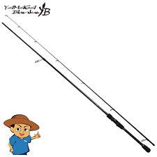 "Yamaga Blanks BlueCurrent 82F 8'2"" spinning fishing rod pole MADE IN JAPAN"