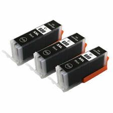 3 x BLACK Ink Cartridge Compatible For Canon PGI-680XXL TR-7560 TS-8160 TS-9160