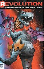 Transformers More Then Meets The Eye Revolution #1 (NM) `16 (VARIANT)