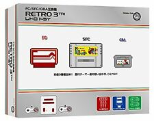 Retro 3 (FC / SFC / GBA compatible) Japan Import