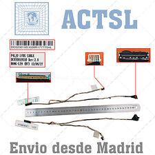 Cable de Video LCD Flex para Acer Aspire Dc020019s10