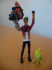 CARTOON NETWORK. Generator REX. Action Figure. Big Fat Saw.