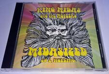 KING MIDAS and the MUFLERS Midasized 39 & Holding 2004 CD KMP50401 Kansas RARE
