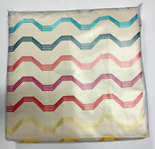 MISSONI HOME **KING**FULLY EMBROIDERED 3 PCS DUVET COVER  - 100% PERCALLE COTTON