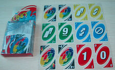 New UNO Party Playing Poker Card Christmas Family Friends Table Game Gifts Toy