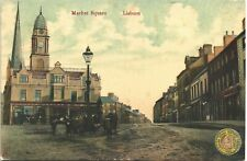 More details for lisburn, co. antrim. market square by dickson.