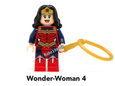 WONDER WOMAN MINIFIGURE 2020 FOR LEGO UK NURSE DOCTOR HISTORIAN POLICE gift