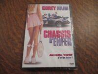 dvd chassis d'enfer avec COREY HAIM