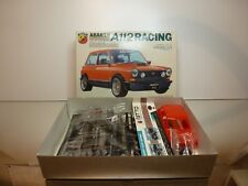 NITTO 960-700 KIT (unbuilt) AUTOBIANCHI A112 ABARTH - RED 1:24 - GOOD IN BOX