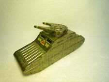 GREAT  ANTIQUE  TIN  TOY  TANK  FRICTION  INGAP  MADE  IN  ITALY  EX EX EX RARE