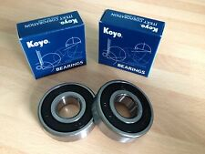 SUZUKI GT250 K/L/M/A/B/C 73-78 T350 70-73 KOYO REAR WHEEL BEARINGS OEM QUALITY