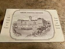 More details for postcard. dunblane hydropathic, perthshire. 1915.   ref440