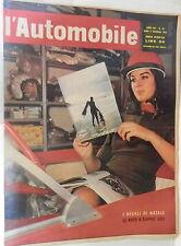 L AUTOMOBILE 8 Dicembre 1963 Motorizzazione ACI Belluno Catene e gomme da neve