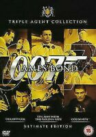 007 James Bond - Goldfinger / The Man Con D'Oro Pistola/Goldeye DVD Nuovo