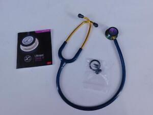 Littmann 5807 Classic III Stethoskop Doppelkopf Diagnostik Kardiologie Wie Neu