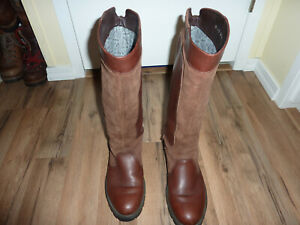 """Dubarry """"CLARE"""" Women's Boots 39 Euro/ 7 1/2 US Soft Leather Gore-Tex XLNT!"""