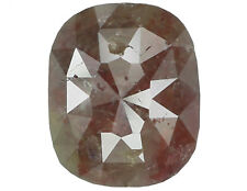 Natural Loose Diamond Oval I3 Clarity Brown Color 9.00X7.50X4.10MM 2.68 Ct N6563