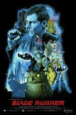 Blade Runner Alternative Movie Poster by Mondo Artist Paul Mann #/150