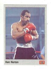 KEN NORTON Boxing 1991 AW Sports Card