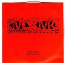 (BS630) Civil Civic, Lights On A Leash - DJ CD