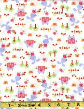 Juvenile  47035 Mul   100% cotton  fabric quilting craft  By the yard